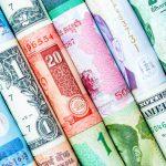 รวมสกุลเงินประเทศต่างๆ (currency code)