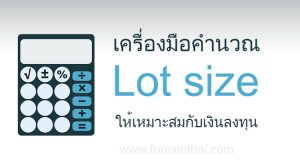 indicator calculator lotsize