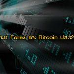 บทวิเคราะห์ Forex และ Bitcoin ประจำสัปดาห์