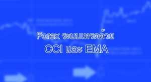 ระบบเทรดด้วย CCI และ EMA